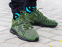 Мужские кроссовки Puma green
