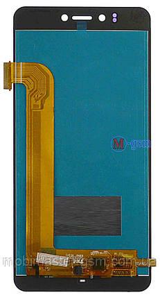 LCD модуль Prestigio 3530 / 3531 / 7530 / 3532 черный, фото 2