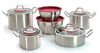 Набор посуды ORIGINAL BergHOFF Hotel Line из 12 предметов (1112005)