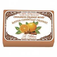 """Натуральное мыло Le Blanc """"Апельсин Корица"""" 100 гр"""