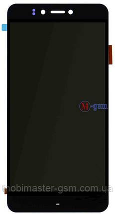 Дисплейный модуль Prestigio 3530/ 3531/ 7530/ 3532 черный, фото 2