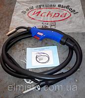 Горелка MIG/MAG  Искра 2,5м 150А cварочная полуавтоматическая (без клапана)