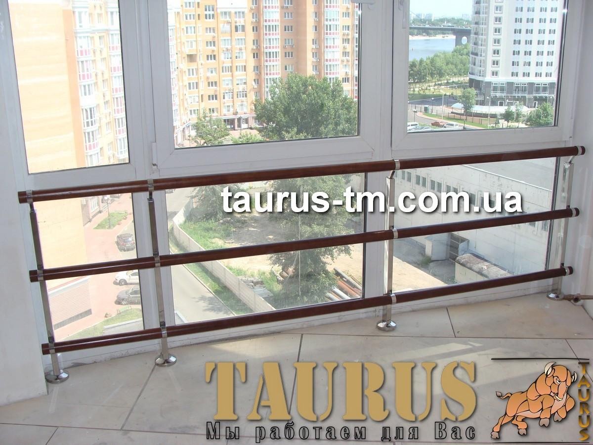 Ограждения окна из н/ж стали. Изготовление и установка по всей Украине от 1 шт.