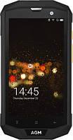 Противоударный телефон AGM A8   2 сим,5 дюймов,4 ядра,64 Гб,13 Мп,IP68/3G., фото 1