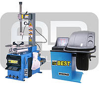 Комплект шиномонтажного оборудования BEST (Китай), фото 1