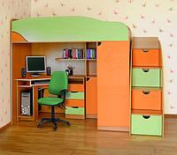 Детская мебель, комплекты для детских комнат