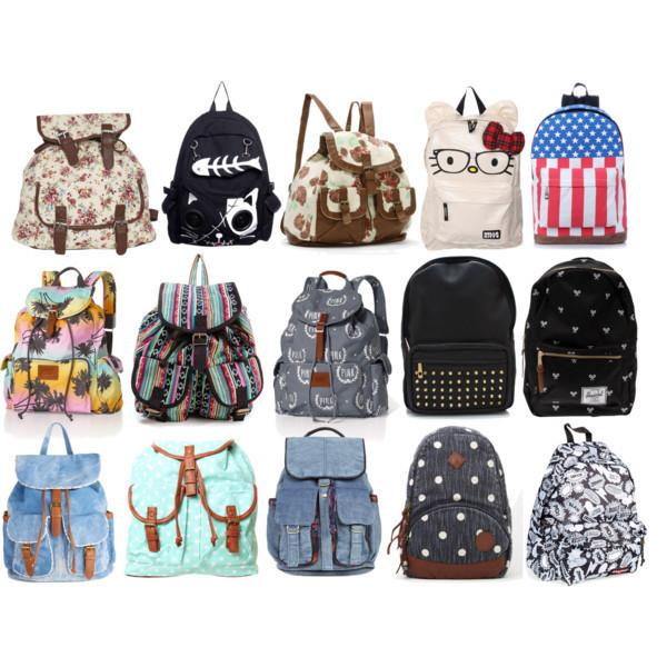 Рюкзаки и сумки школьные, городские, спортивные, молодежные
