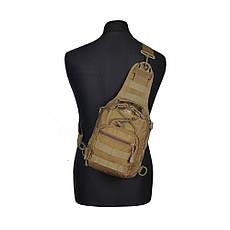 M-Tac сумка Urban Line City Patrol Carabiner Bag, Coyote, фото 3