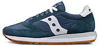 Мужские оригинальные кроссовки Saucony Jazz Original (Саукони) синие