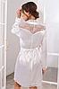 """Кимоно Mia-Mia 17253 """"Lady in white"""", фото 2"""