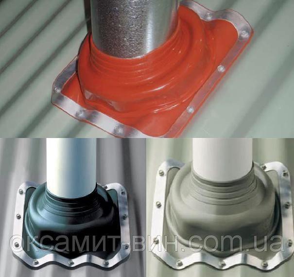 Кровельный проход 100-200мм Dektite Premium (Master Flash) для металлических и битумных крыш