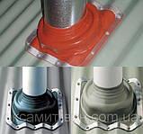 Кровельный проход 5-127мм Dektite Premium (Master Flash) для металлических и битумных крыш, фото 2