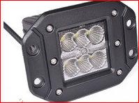 Светодиодные фары 18W 15-18 дальний свет