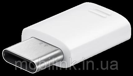 Переходник Samsung USB Type-C to Micro USB EE-GN930BWRGRU