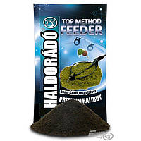 Прикормка HALDORÁDÓ Top Method Feeder - Premium палтус 0,8кг
