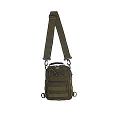 M-Tac сумка Urban Line City Patrol Carabiner Bag, Olive, фото 3
