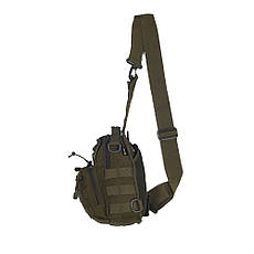 M-Tac сумка Urban Line City Patrol Carabiner Bag, Olive, фото 2