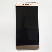 Оригинальный дисплей (модуль) + тачскрин (сенсор) для LeEco Le 2 x520 | x620 (золотой цвет)