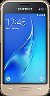 Смартфон Samsung Galaxy J1 mini (2016) SM-J105H Gold, фото 1