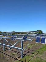 Наземная фотоэлектрическая солнечная электростанция мощностью 30 кВт в с.Тарасовка, Бобринецкого р-на Кировоградской обл.