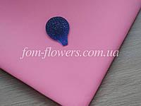 Фоамиран Шелковый-Люкс Розовый, фото 1
