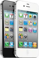 Мобильный телефон iphone  4S  1 sim,3,5 дюйма,4 Гб, Wi-Fi.