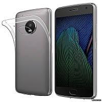 Ультратонкий чехол для Motorola Moto G5 Plus