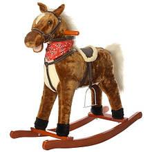 Интерактивная лошадка каталка