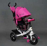 Велосипед трехколёсный Best Trike 6588 B розовый