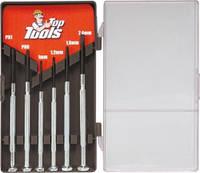 НАБОР ОТВЕРТОК ПРЕЦИЗИОННЫХ Top Tools 6ШТ (39D193)
