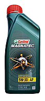 Масло моторное CASTROL Magnatec 5W-30 AP, 1л