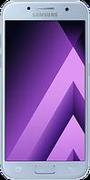 Смартфон Samsung Galaxy A3 (2017) SM-A320F Blue, фото 1