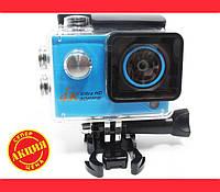 Качественная Action Camera Sj 8000 WiFi Ultra HD 4K. Экшн камера. Яркие кадры. Стильный дизайн. Код: КДН1916