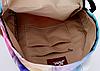 Школьный рюкзак с цветным принтом, фото 7