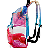Школьный рюкзак с цветным принтом, фото 6