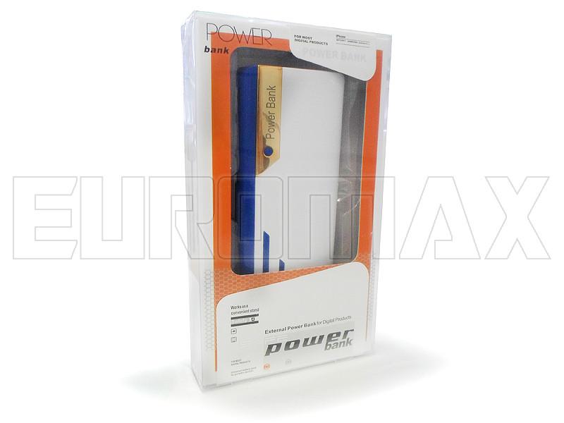 Внешний аккумулятор (power bank) 25000мАч (6000мАч) FS-001-25000