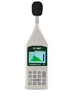Extech 407790A шумомер/анализатор диапазона октав в реальном времени