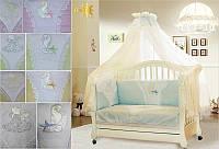 Комплекты постельного белья для новорожденных Золотая рыбка Greta, фото 1