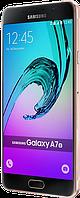 Смартфон Samsung Galaxy A7 (2016)  SM-A710F Pink Gold, фото 1