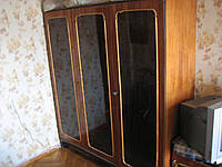 Гарнитур мебели для спальни из 5 предметов б/у для дачи, в съемную квартиру, или в свою квартиру