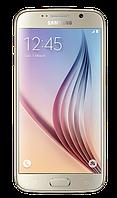 Смартфон Samsung Galaxy S6 SM-G920F Dual Sim 64GB Gold