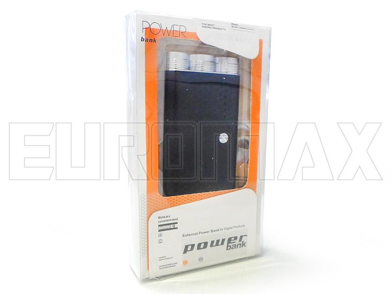 Внешний аккумулятор (power bank) 50000мАч FS-009-50000