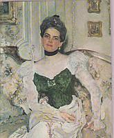 В.А,Леняшин Портретная живопись В.А.Серова 1900-х  годов. основные проблемы