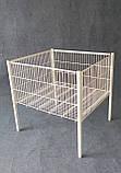 Акционный стол корзина напольная 600х600х800, фото 4