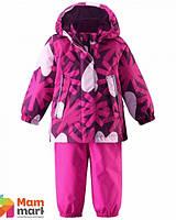 Комплект зимний для девочки Reimatec Misteli 513100, цвет 4901