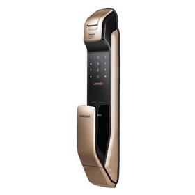Биометрический врезной замок Samsung Ezon SHS DP-920/SHS DP-728