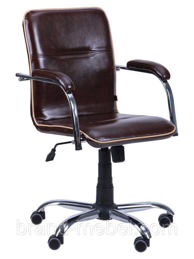Кресло Самба-RC Хром Софт
