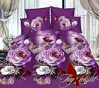 Комплект постельного белья 2-спальный ТМ TAG  MS-CY054