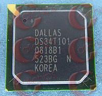 DS34T101GN Maxim BGA484