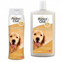 Шампунь с экстрактом овсяной муки 8in1, 473 мл, шампунь для собак (680072 /0620)